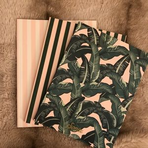 Other - Set Of Three Cute NWT Unlined Notebooks